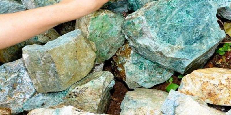 Tipos de Jade en Guatemala