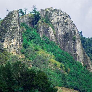 piedra Cumbre María tecún