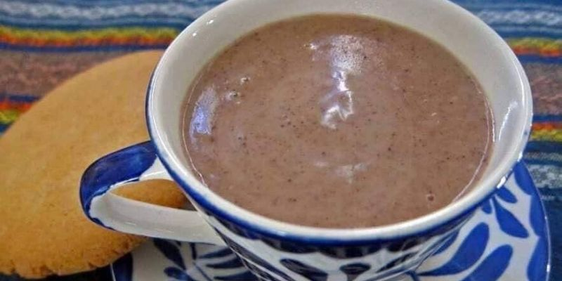 receta champurrado guatemalteco