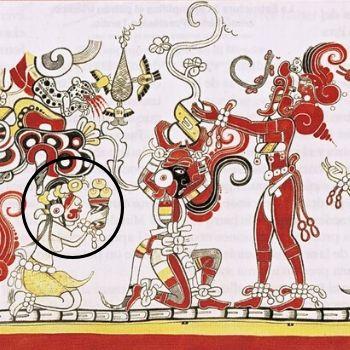 tamales mayas ofrenda dioses