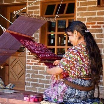telar de cintura guatemala