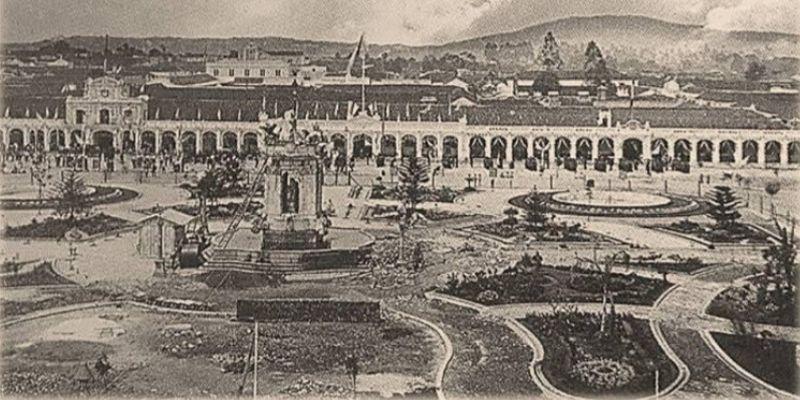 Traslado de la Ciudad de Guatemala al Valle de la Ermita