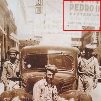 Pedro infante en guatemala trío los arrieros (1)