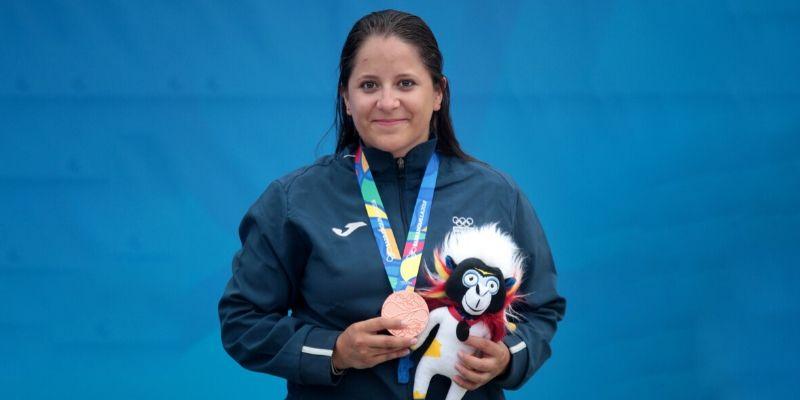 Biografía de la deportista guatemalteca Adriana Ruano