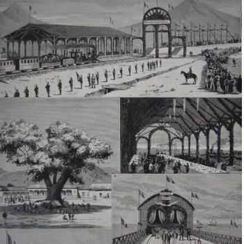 estación de tren en escuintla inauguración