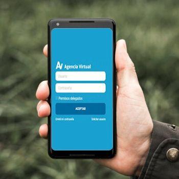 factura electrónica agencia virtual