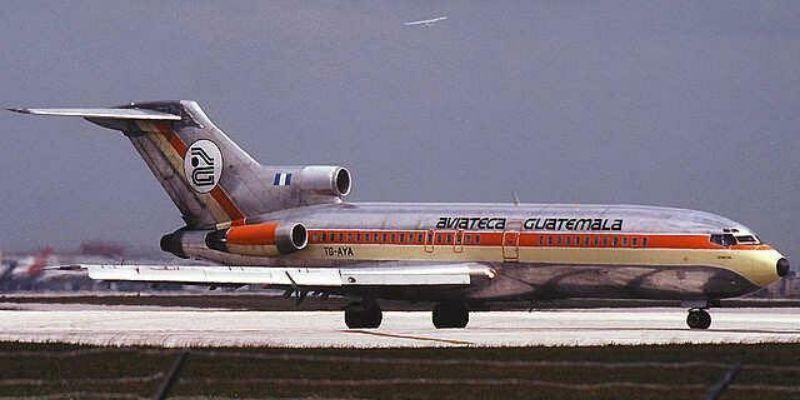 Historia de Aviateca, la primera aerolínea de Guatemala