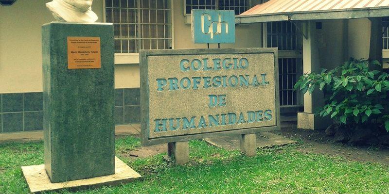 historia del colegio de humanidades de guatemala