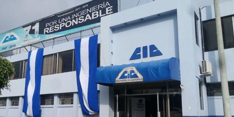 historia del colegio de ingenieros de guatemala