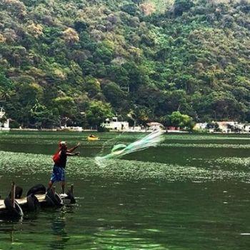 humedales guatemala pesca