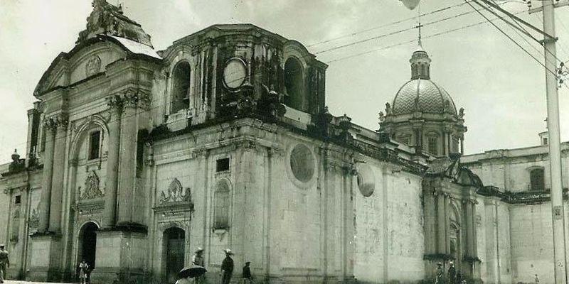 iglesia de la merced ciudad de guatemala