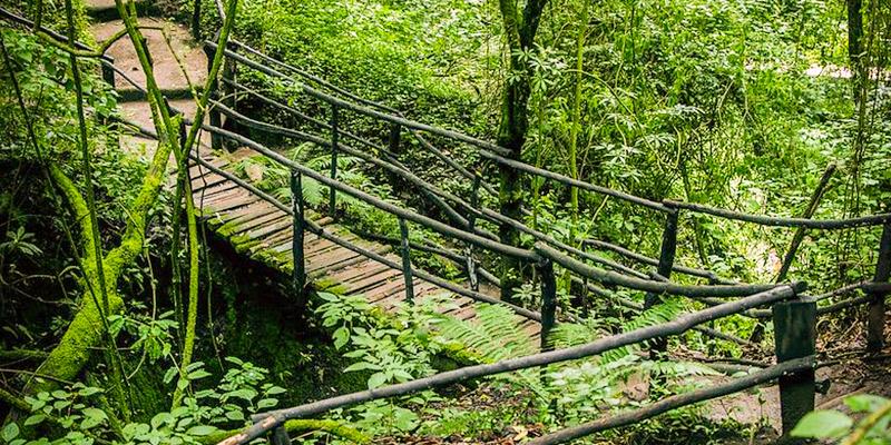 Parque ecológico Senderos de Alux, Sacatepéquez
