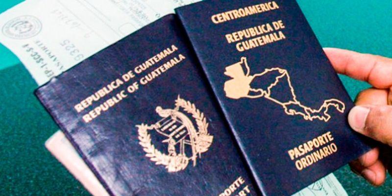 citas para pasaporte