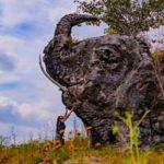 Historia de la Piedra del Elefante, Nentón, Huehuetenango