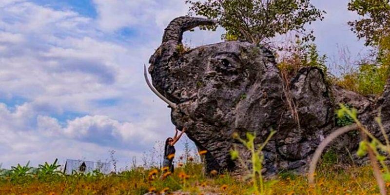 piedra del elefante nentón huehuetenango