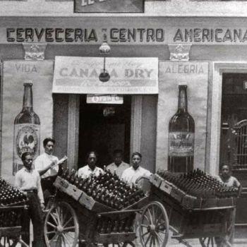 puesto de distribución cervecería centro americana