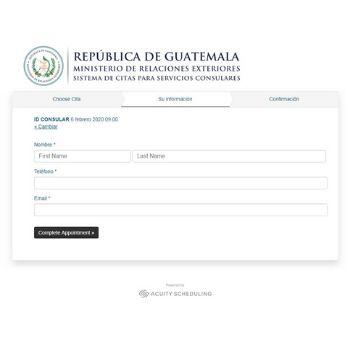 tarjeta de identificación consular sistema