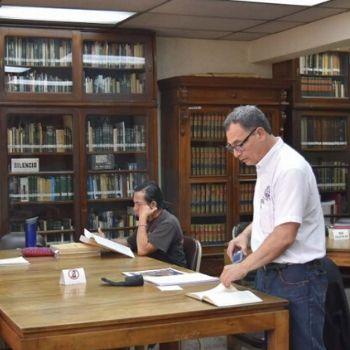 Academia de Geografía e Historia de Guatemala biblioteca