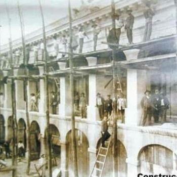 palacio municipal de quetzaltenango construcción