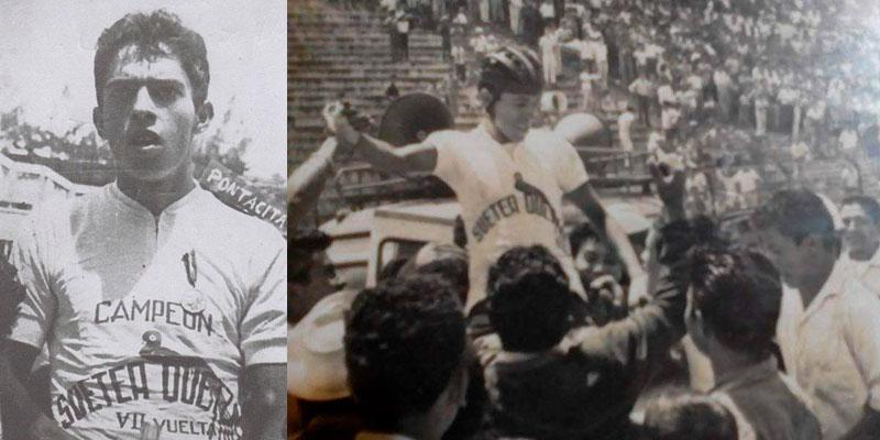 Biografía de Juan José Pontaza, ciclista guatemalteco