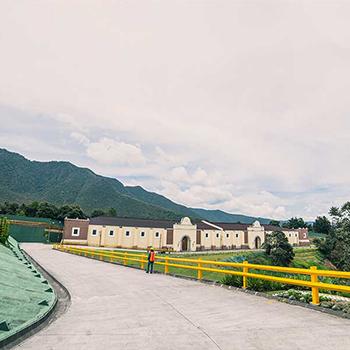 Historia del Museo del ron, Casa Botrán en Guatemala
