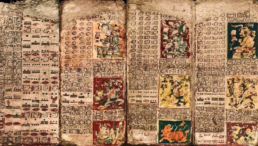 Chilam Balam, libros mayas