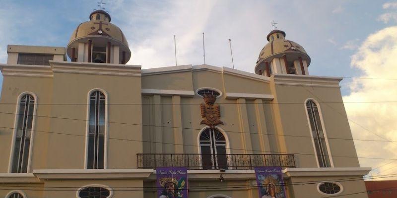 Historia de la iglesia Santa Teresa en la Zona 1, Ciudad de Guatemala