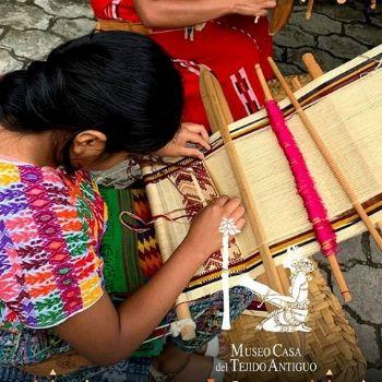 museo-casa-tejido-antiguo-sacatepequez-telar-cintura