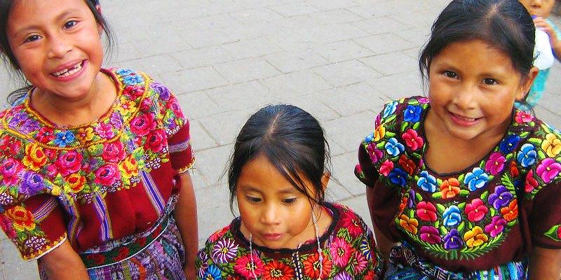 Partes del cuerpo humano en kaqchikel, idioma maya de Guatemala