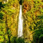 Ram Tzul, cascada y reserva natural en Baja Verapaz