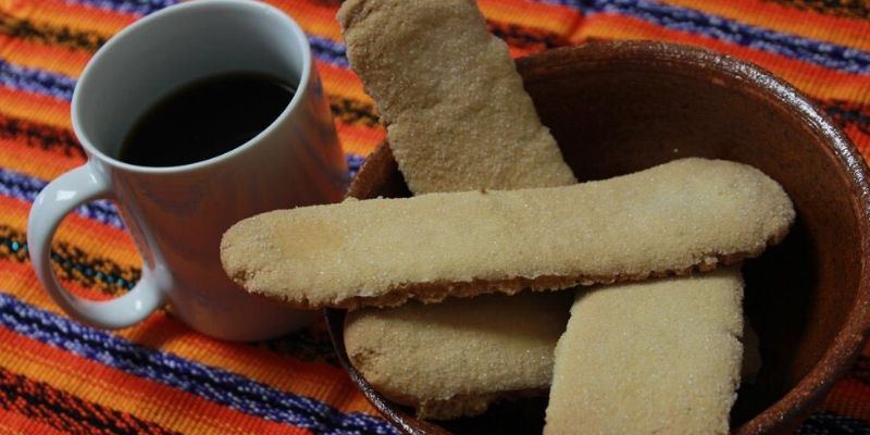 Receta para hacer hojaldras guatemaltecas