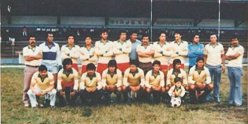 Historia del Club Deportivo Marquense, equipo de fútbol guatemalteco