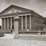 Historia del primer teatro que hubo en Guatemala