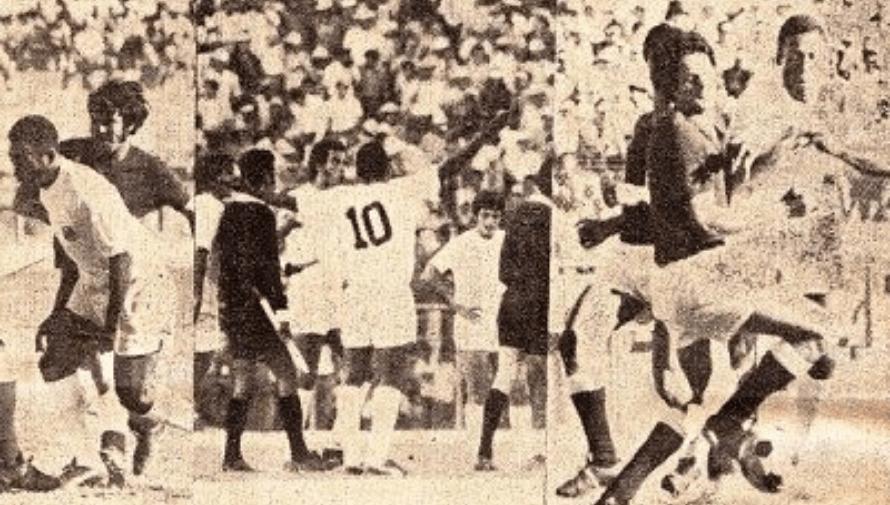 Fotos del futbolista brasileño Pelé en Guatemala