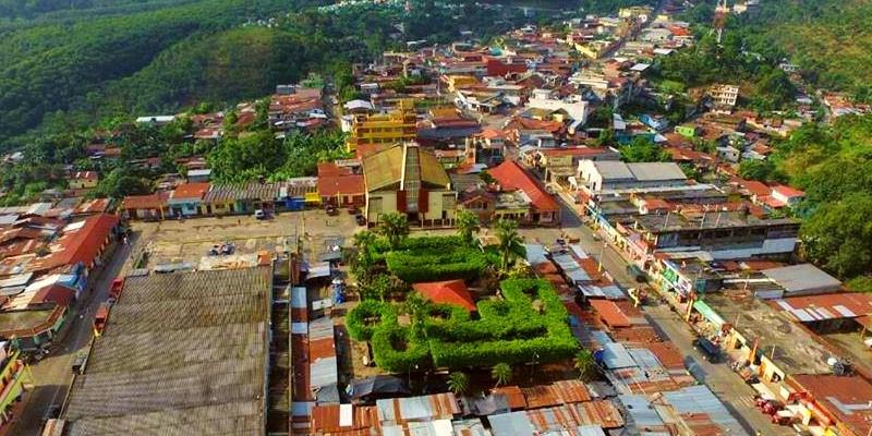 Municipio de Colomba Costa Cuca en Quetzaltenango