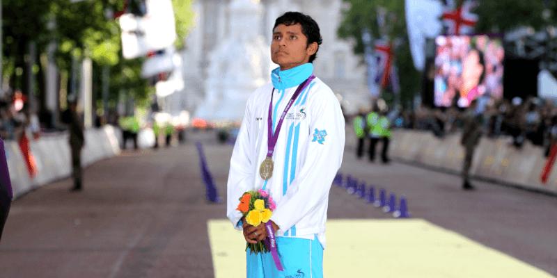 Biografía de Erick Barrondo, marchista guatemalteco