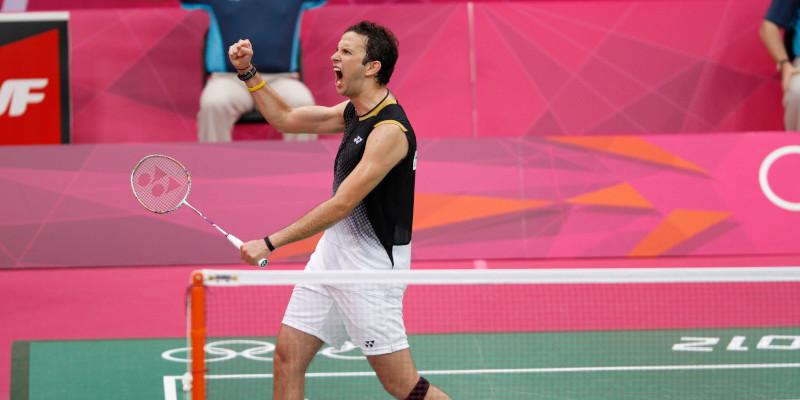 Biografía de Kevin Cordón, badmintonista guatemalteco