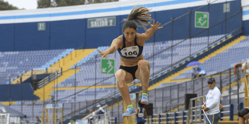 Biografía de Thelma Fuentes, atleta guatemalteca