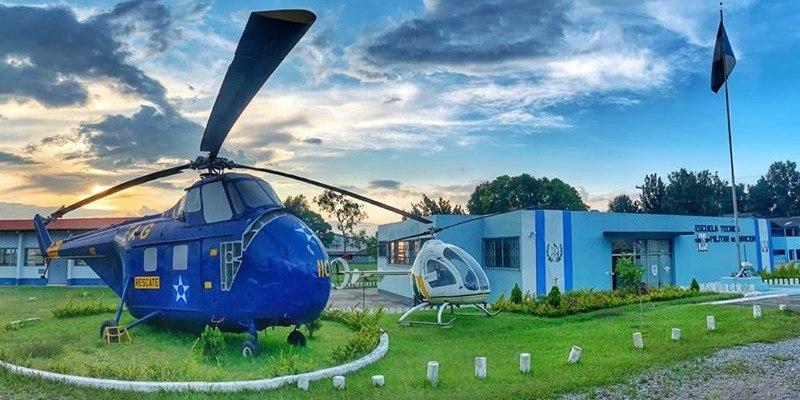 Escuela Técnica Militar de Aviación ETMA, Guatemala