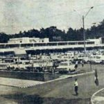 El primer centro comercial en la Ciudad de Guatemala