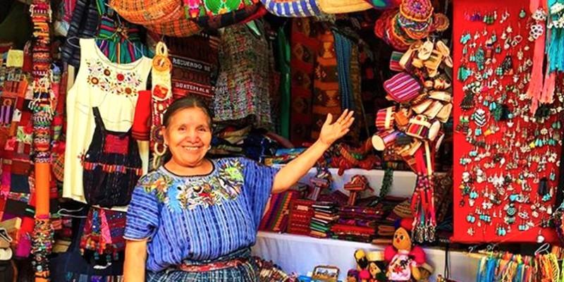 Artesanías en Guatemala