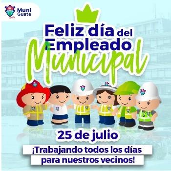 dia-empleado-municipal-guatemala-decreto187-congreso