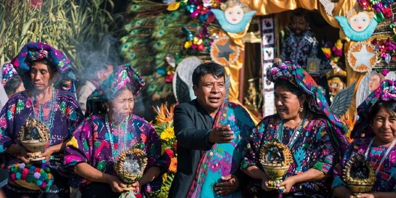 Fiesta patronal de Santo Domingo Xenacoj, Sacatepéquez