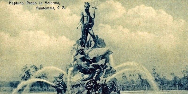 historia-fuente-neptuno-ciudad-guatemala