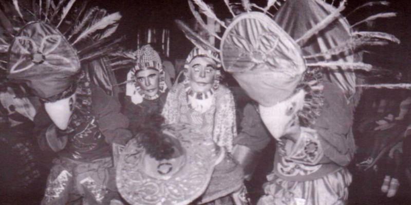Leyenda del rapto de la doncella poqomchí, Alta Verapaz, Guatemala
