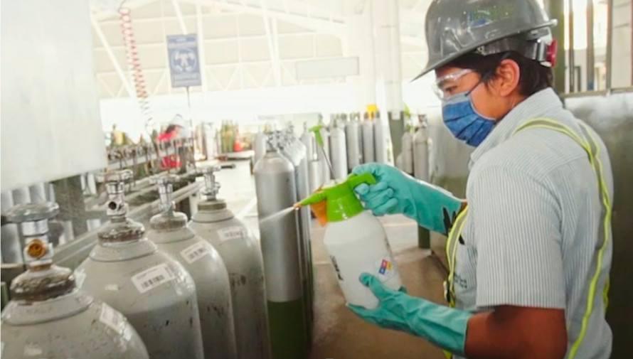Cómo se producen los gases médicos e industriales para el bien de los guatemaltecos