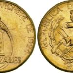 Historia de la moneda de 20 quetzales en Guatemala
