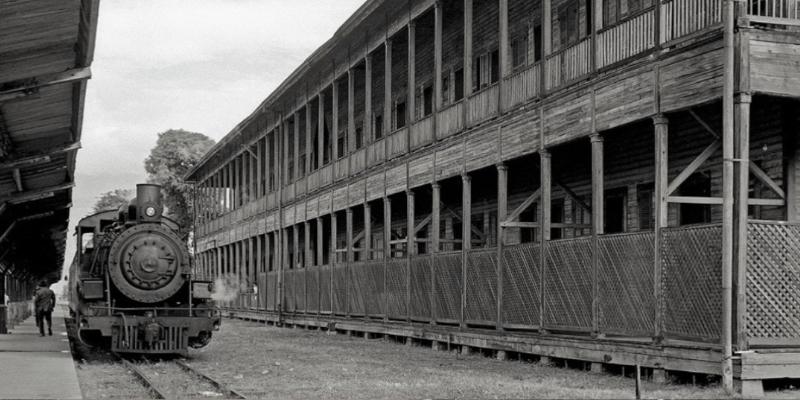 Historia del Hotel Ferrocarril en Zacapa