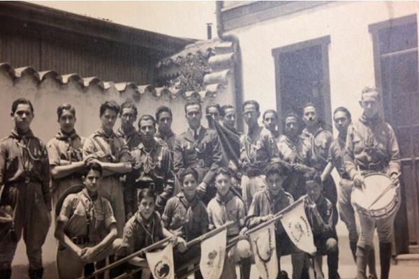 Agrupación Scout 1930