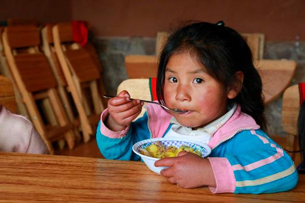 Alimentación infantil Guatemala, UNICEF